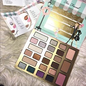 Too Faced chocolate shop palette